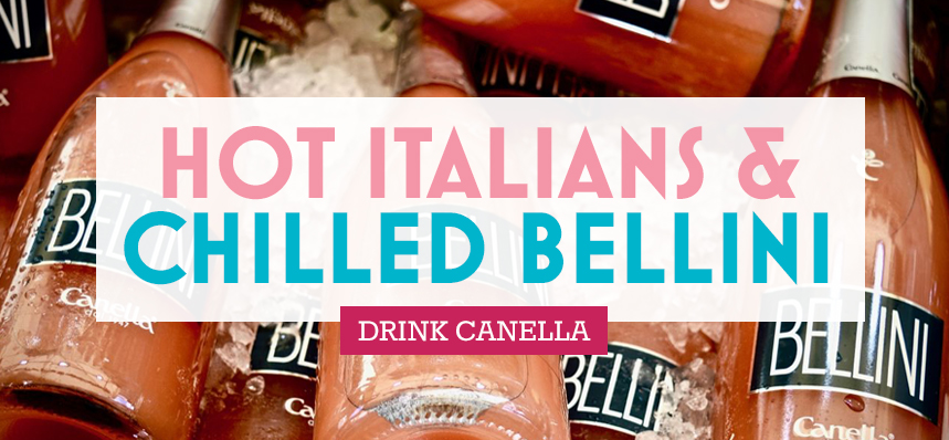 The Summer of Canella Bellini at Eataly Chicago