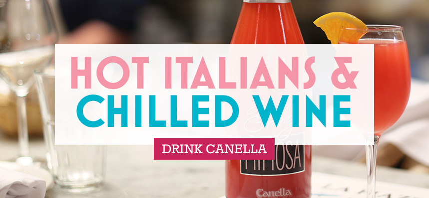 The Summer of Canella at Eataly NYC Downtown