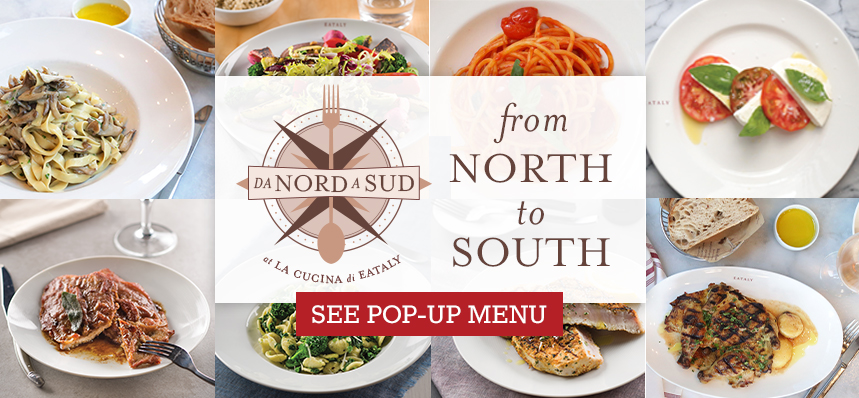 "Taste Italy ""from North to South"" at New Pop-Up"
