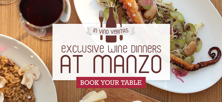 Wine Dinners at Manzo