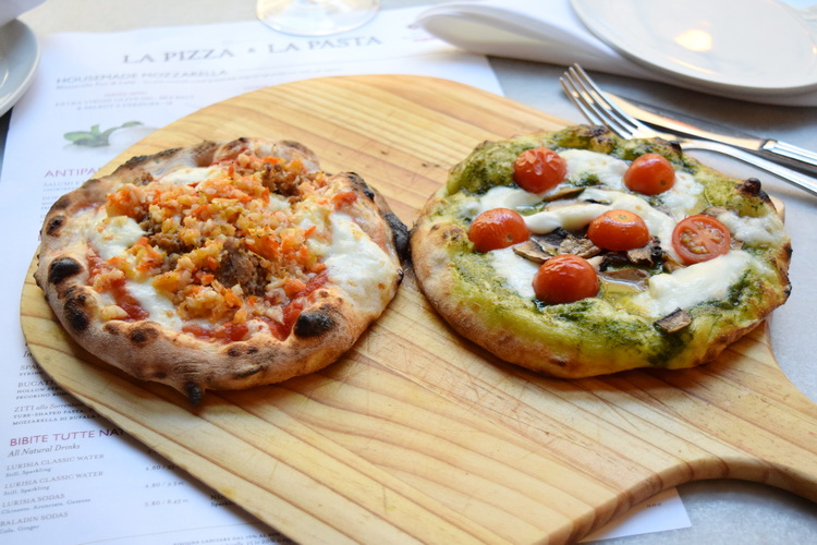Quattro Mani: Pizza Pairings with Eric & Jeanine Chmiel