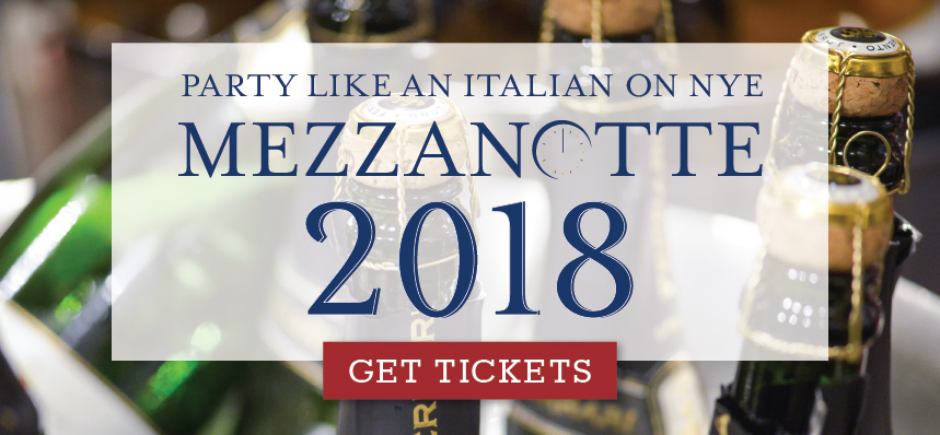 Mezzanotte at Eataly: A New Year's Eve Celebration