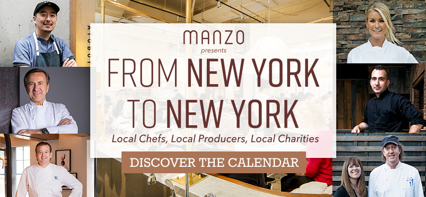 Guest Chef Series Dedicated to New York