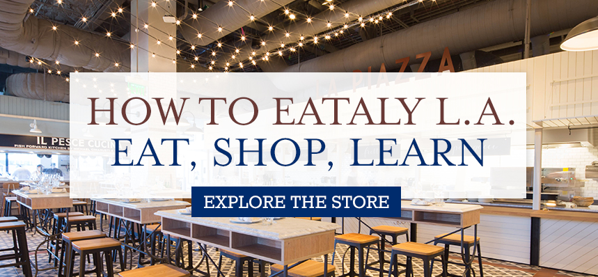 A Guide to Eataly