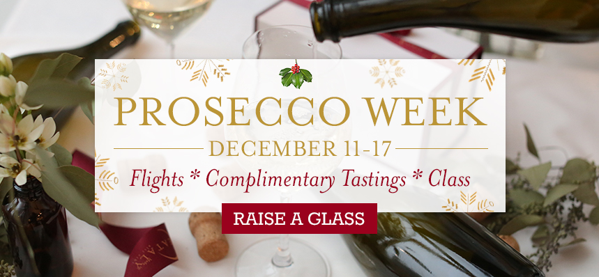 Prosecco Week at Eataly Chicago