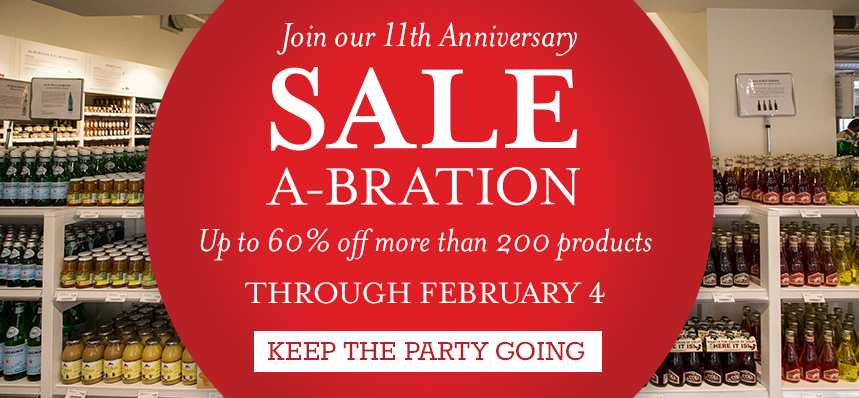 Sale-a-bration at Eataly Chicago
