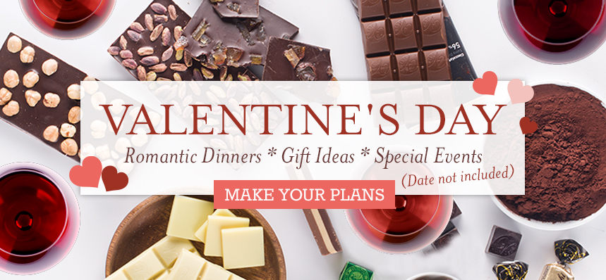 Valentine's Day at Eataly NYC Downtown