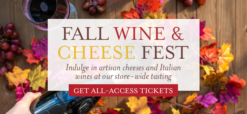 Fall Wine & Cheese Fest