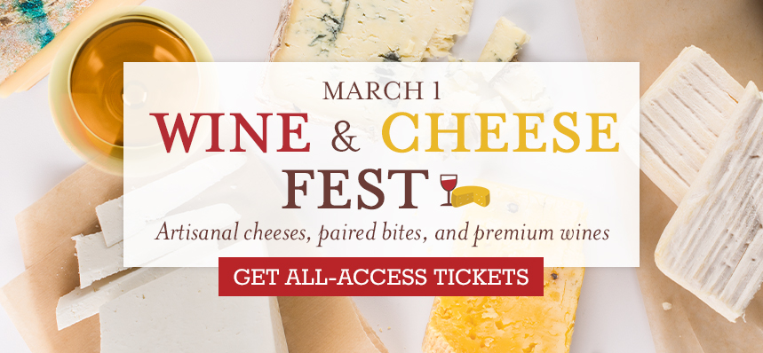 Wine & Cheese Fest