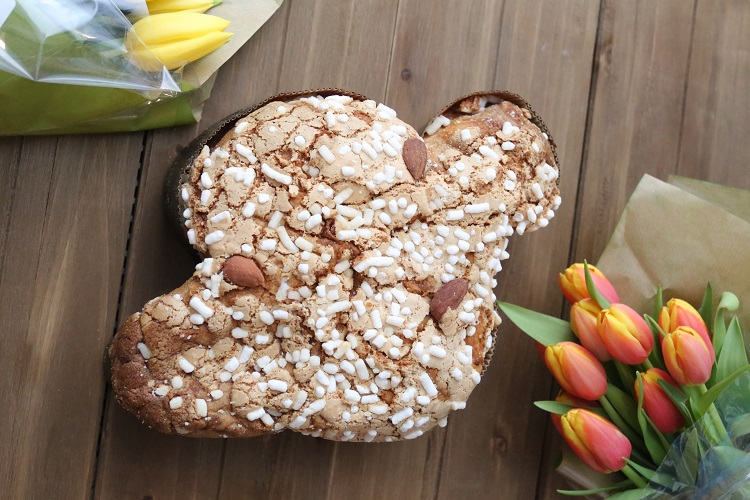 colombe colomba easter cake