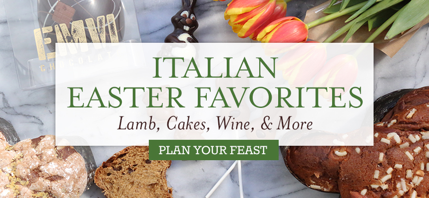 Easter at Eataly Boston