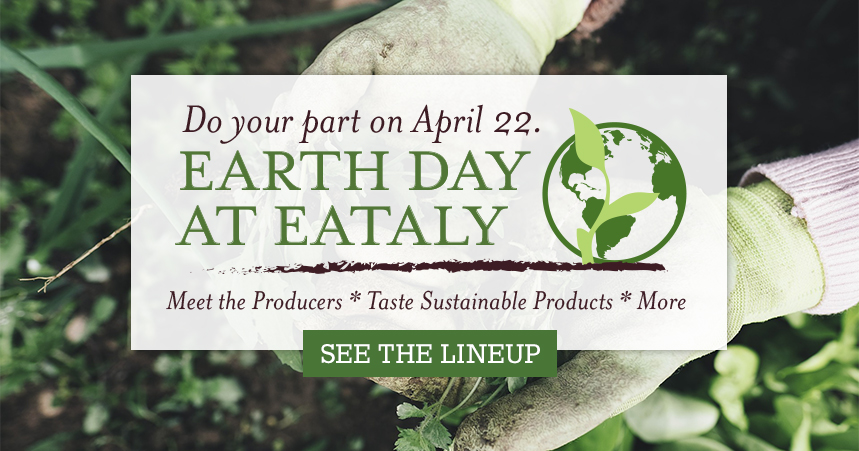 Earth Day 2018 at Eataly Chicago