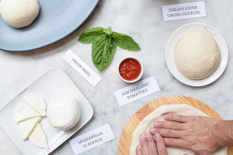 Hands-on Pizza Classes at Eataly