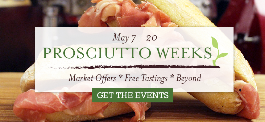 Prosciutto Weeks at Eataly NYC Downtown
