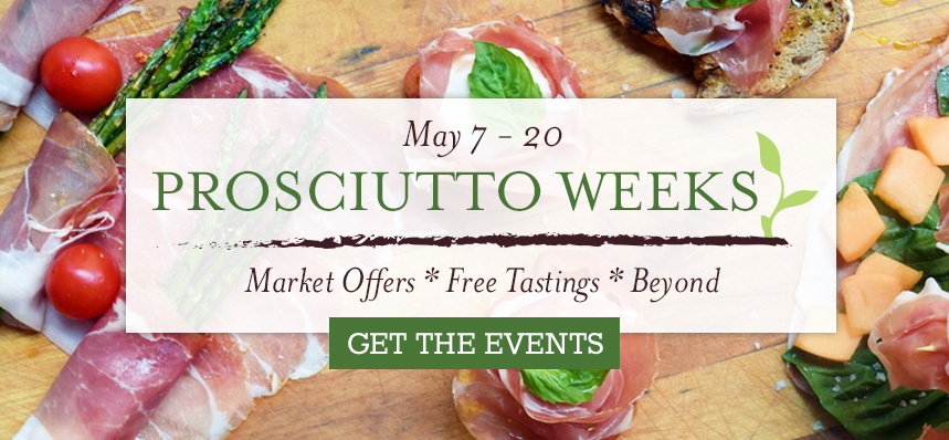 Prosciutto Weeks at Eataly Chicago