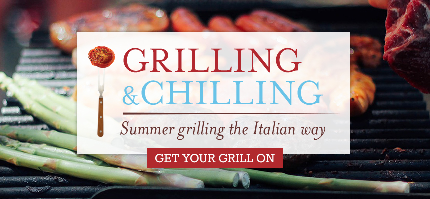 Grilling & Chilling at Eataly NYC Downtown