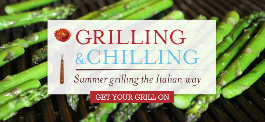 Grilling & Chilling at Eataly Los Angeles