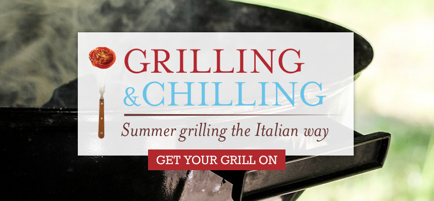 Grilling & Chilling at Eataly USA