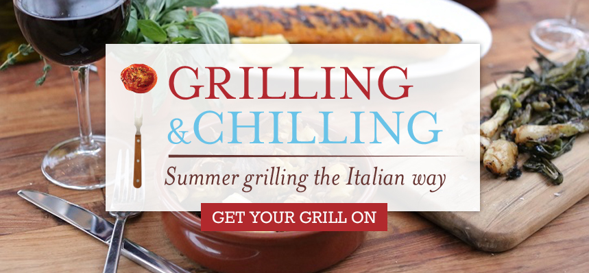 Grillling & Chilling at Eataly NYC Flatiron