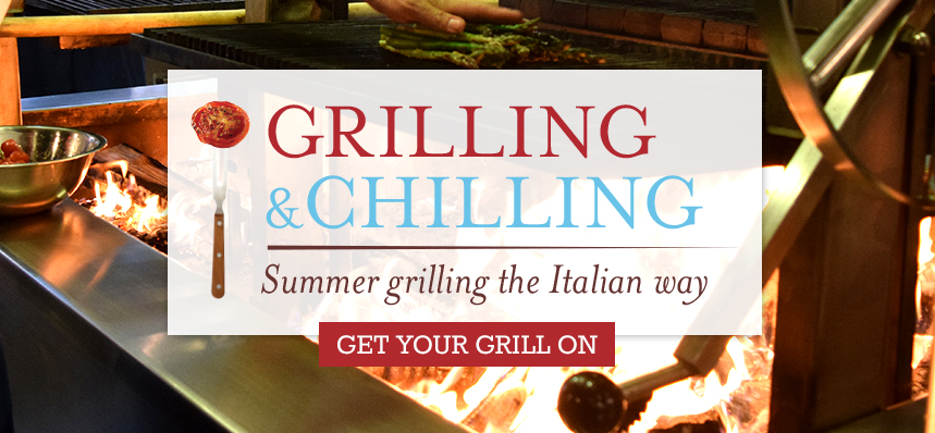 Grilling & Chilling at Eataly Boston