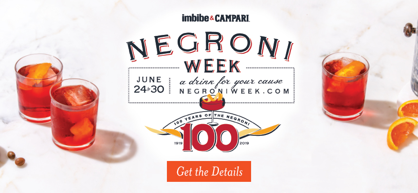 Negroni Week at Eataly Los Angeles
