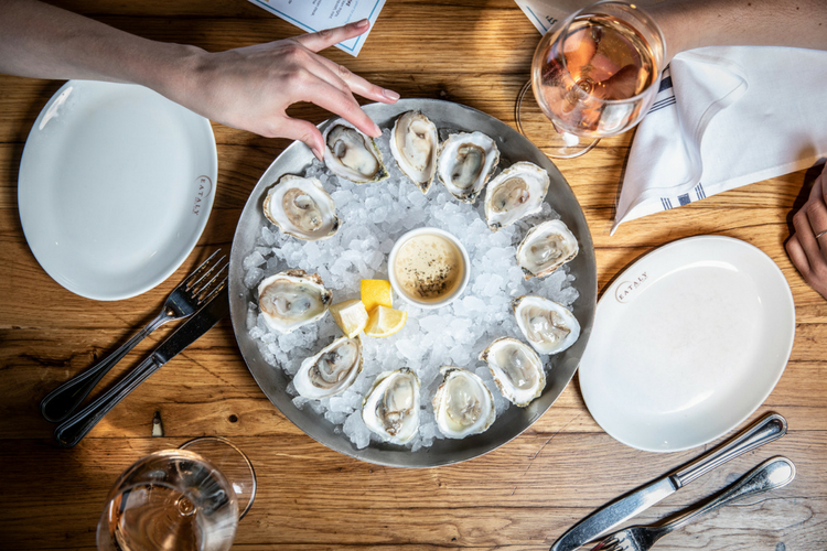 Oyster Fest at Eataly Los Angeles