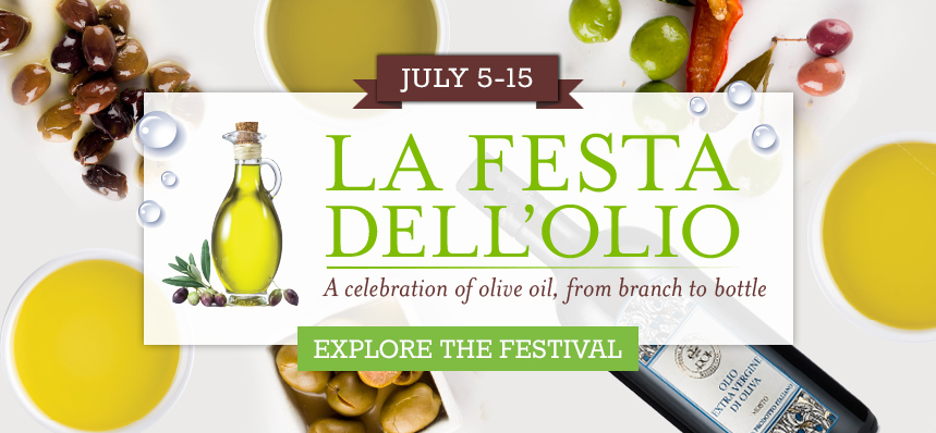 La Festa dell'Olio at Eataly Chicago