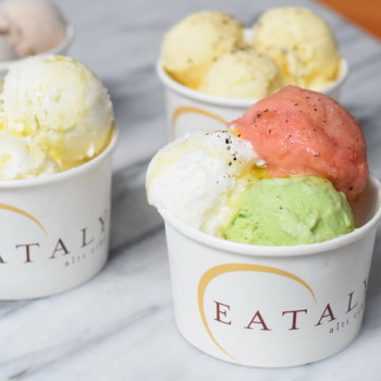 Gelato Festa at Eataly Los Angeles