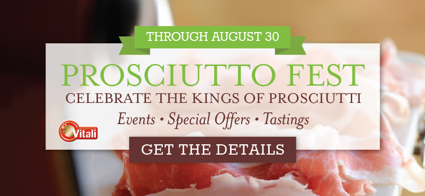 Prosciutto Fest at Eataly Chicago