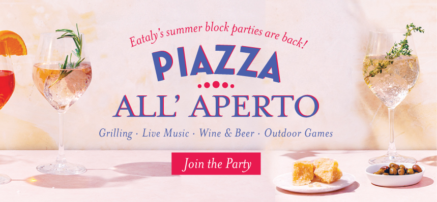 Block Party Series at Eataly Boston