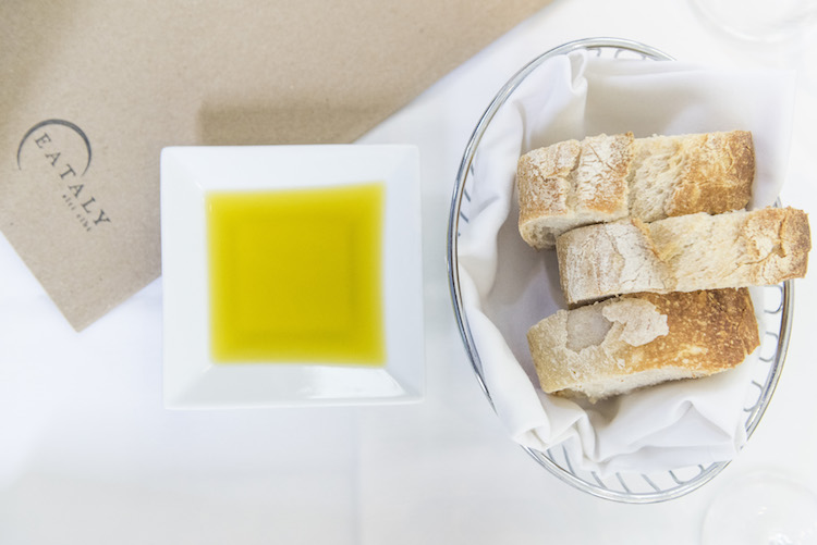 Bread Olive Oil Eataly