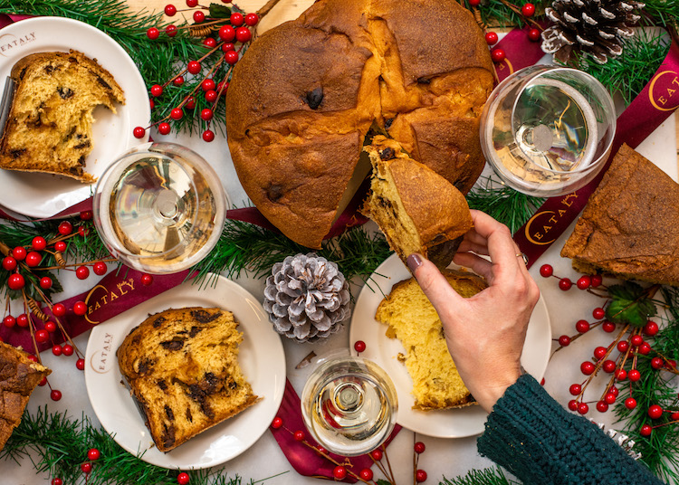 Panettone Day is Everyday at Eataly L.A.