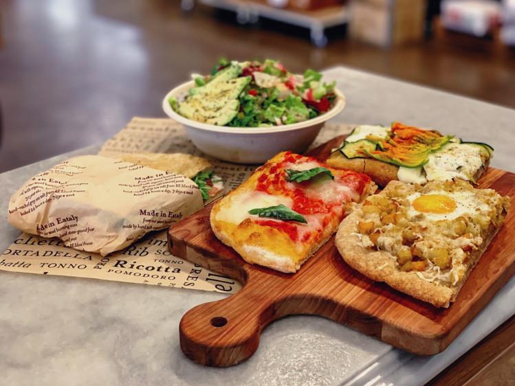 Counter Lunch at Eataly Los Angeles