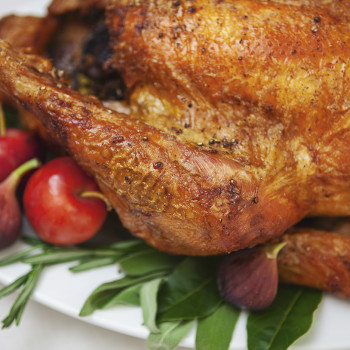 Tacchino Arrosto (Roast Turkey Recipe)