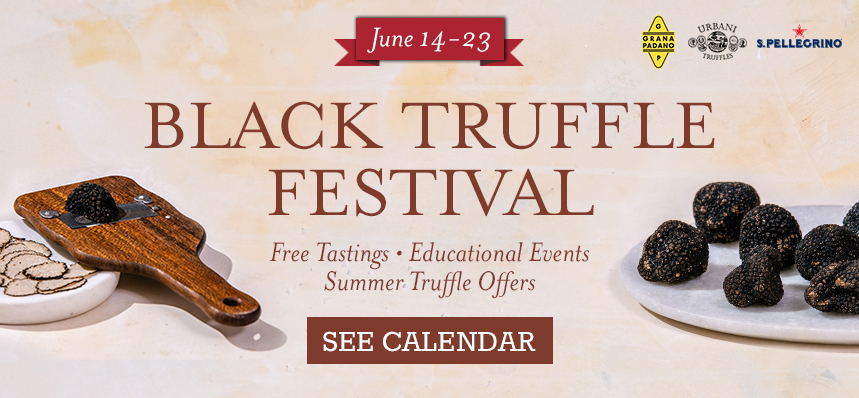 Black Truffle Festival at Eataly NYC Downtown