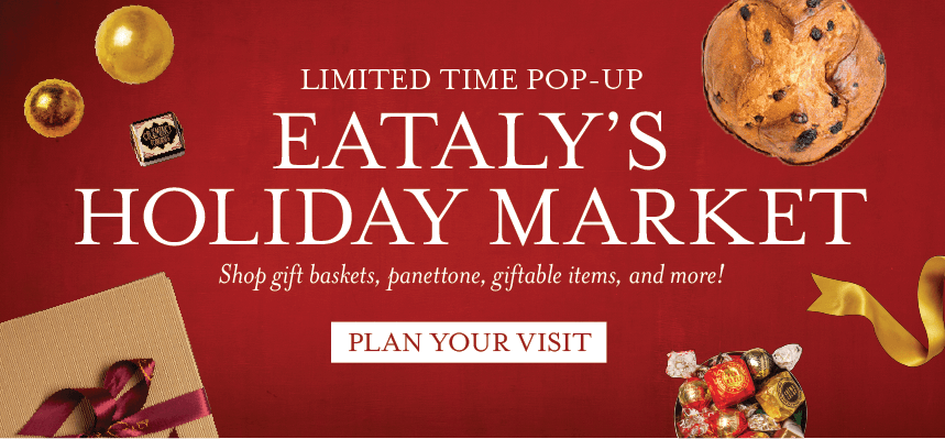 2019 Holiday Market at Eataly Los Angeles