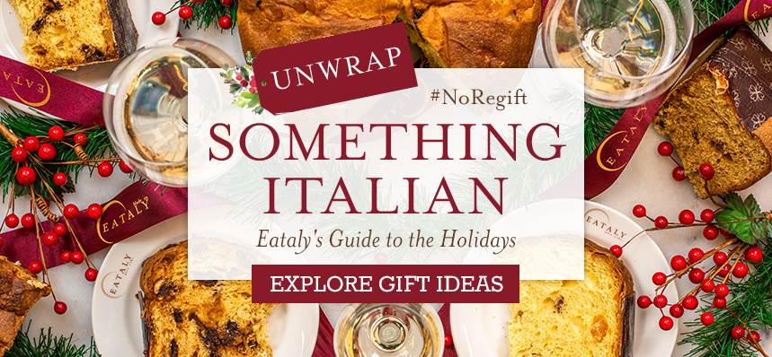 Unwrap Something Italian at Eataly Los Angeles