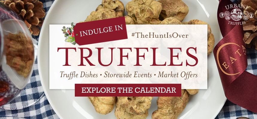Indulge in Truffles at Eataly NYC Downtown