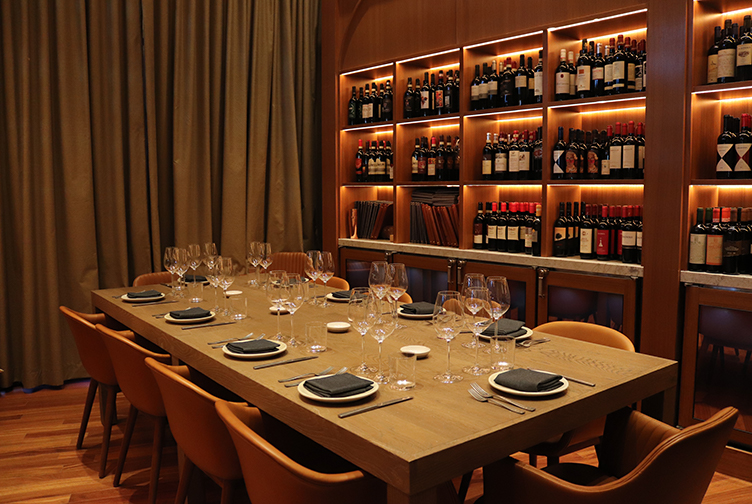 Private Dining Event Space In Las, Best Private Dining Rooms In Chicago 2018
