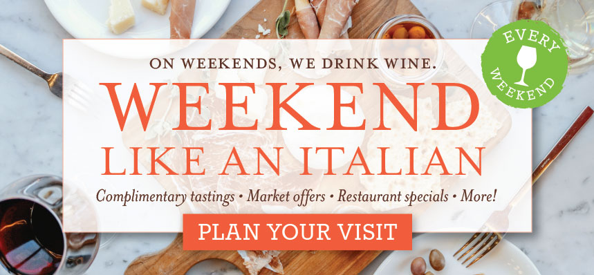 Weekend Like An Italian at Eataly Chicago