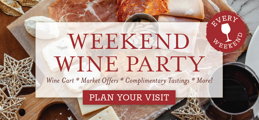 Weekend Wine Party at Eataly Chicago