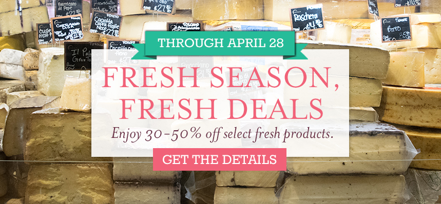 Celebrate Fresh Products at Eataly Chicago