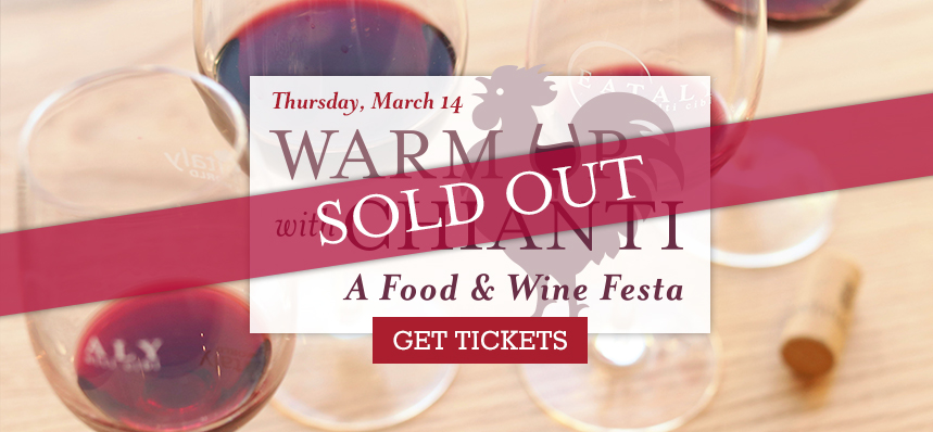 Warm Up with Chianti: A Food & Wine Festa