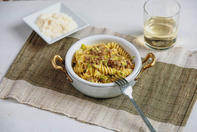 Pasta with Brussels Sprouts and Sausage   Eataly Magazine