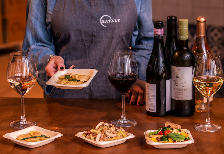 Food and Wine Events at Eataly NYC Downtown