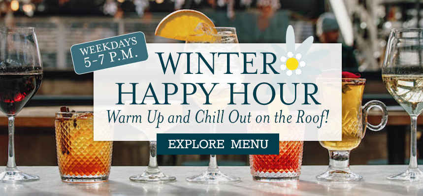 Winter Happy Hour at SERRA ALPINA