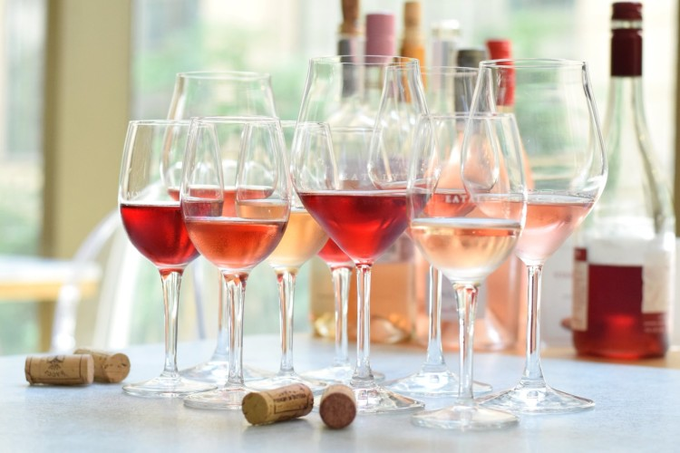 Rose Wine Festa at Eataly Los Angeles