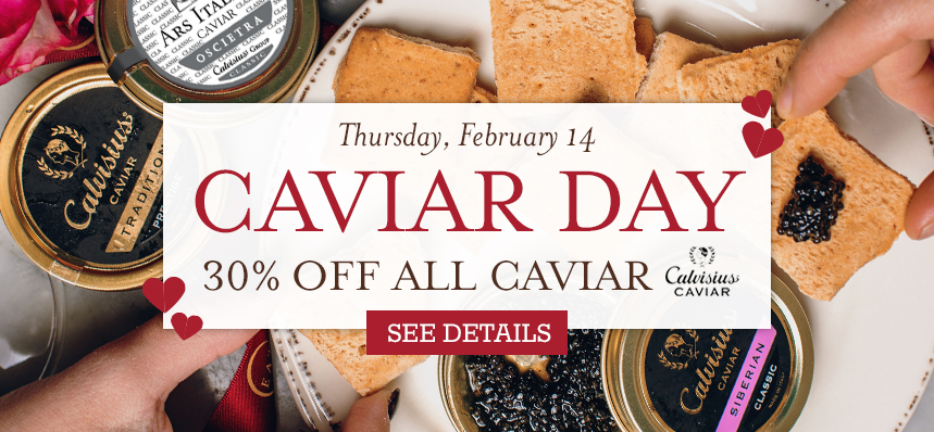 Caviar Day at Eataly Boston