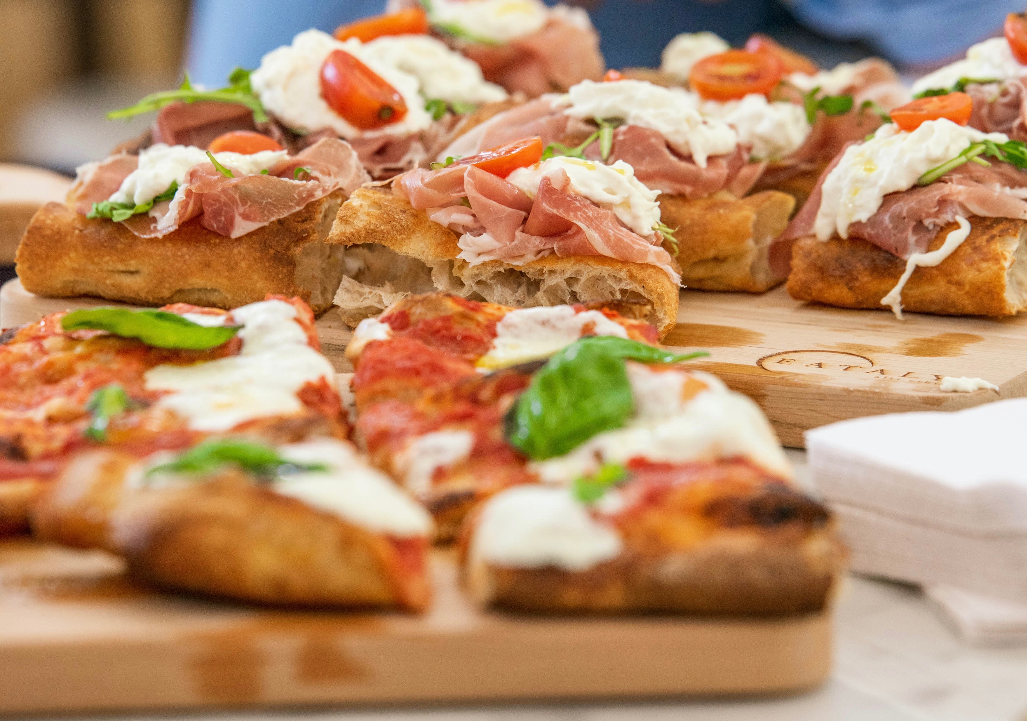 5 pizzas to celebrate National Pizza Day in Las Vegas