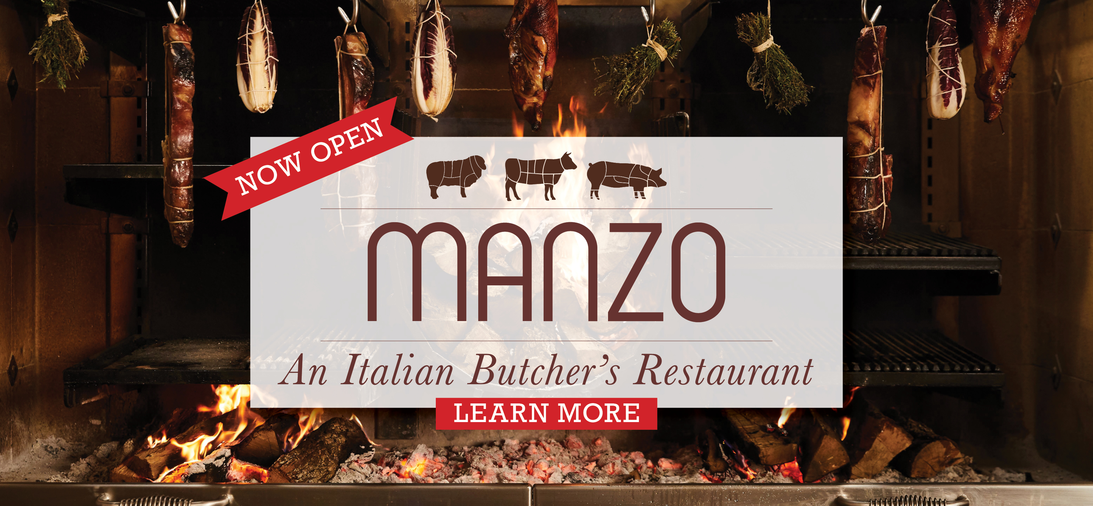 Book Your Table at Manzo